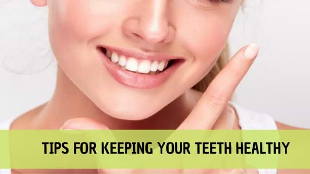 Keeping a Healthy Smile